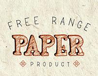 Free Range Paper