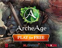 ArcheAge Pre Roll