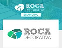 Roca Decorativa | Branding