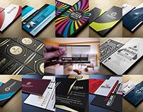 25 IN 1 Business Card Bundle