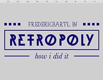 RetroPoly Portrait