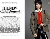 "Nico // Vamp F/W 2014 | ""The New Establishment"""