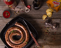 South African Heritage: Boerewors