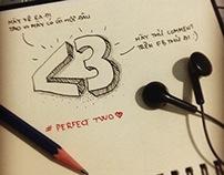 Tui nghe nhạc - I listen to music :'3