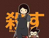 Kill your bad mood! #02