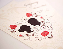 Wedding Invitation - 2010