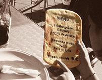 Menu Bread
