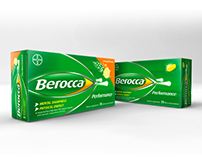 Berocca Pack visuals