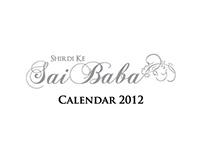 Sai Baba Calendar 2012