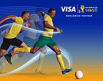 VISA - Worldcup 2014 Campaign