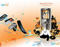 Alcatel Mobile Phones - 2008