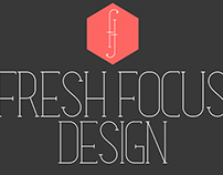 Fresh Focus Design: Business Card