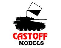 Castoff Models Branding