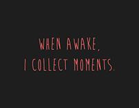 When Awake: Business Card