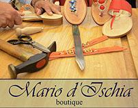 """Locandina """" Mario d'Ischia"""""""