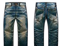 Fashion Flats - Denim