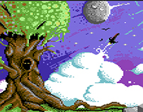 Leaving Earth C64