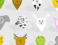 Animal Map Icons