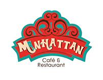 MANHATTAN   Cafe & Restaurant