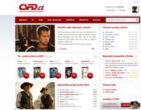 CSFD.cz - redesign