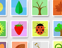 Gardening and Seasons Icons