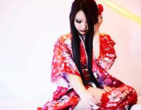 Modeling Rine Kisaragi
