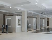 project of interior / интерьерные решения