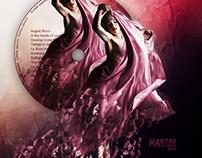 Danza Pasión (portada CD)