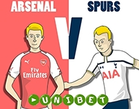 Unibet // North London Derby