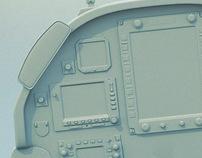PC-7 Cockpit