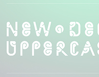 New Deco uppercase (development)