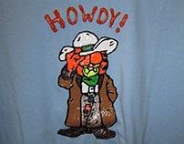Cowboy Garfield