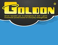 Goldon® -The pocket boots