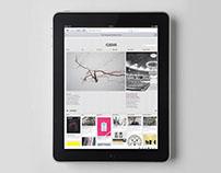 GSofA — Website and social media strategy
