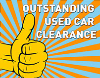 Outstanding Used Car Sale 2014