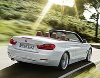 Headlines - BMW 4 Series Convertible