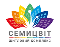 "Logo The residential complex ""Semytsvit"""