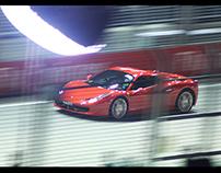 Formula 1 Night - Singapore  2014