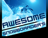 snowboarders posters