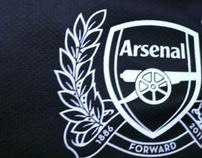 Arsenal 125th Anniversary Away Kit Launch
