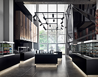Zenith Restaurant - Brussels, Belgium