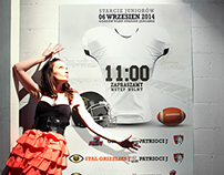 Plakat Turnieju Juniorskiego w Gorzowie Wielkopolskim