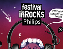 FESTIVAL LES INROCKS - PHILIPS