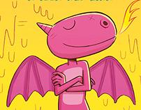 Dragoneta, primeiras páxinas.