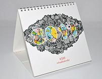 KSM Retailcalender 2011