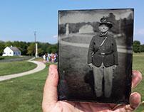 Portrait at Antietam
