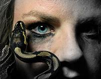Python Portrait Shoot