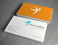 Kinematica Consulting - Branding