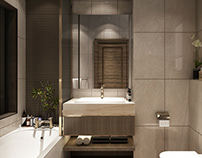 Hyde Park | Master bathroom