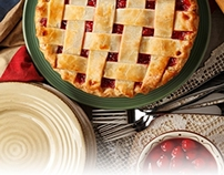 Graphic ads: Mile High Pies